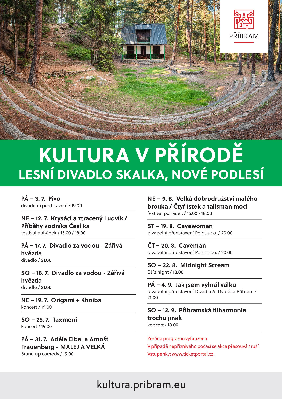 Lesní Divadlo Skalka